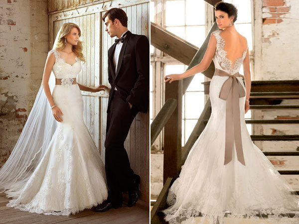 essense of australia wedding gown