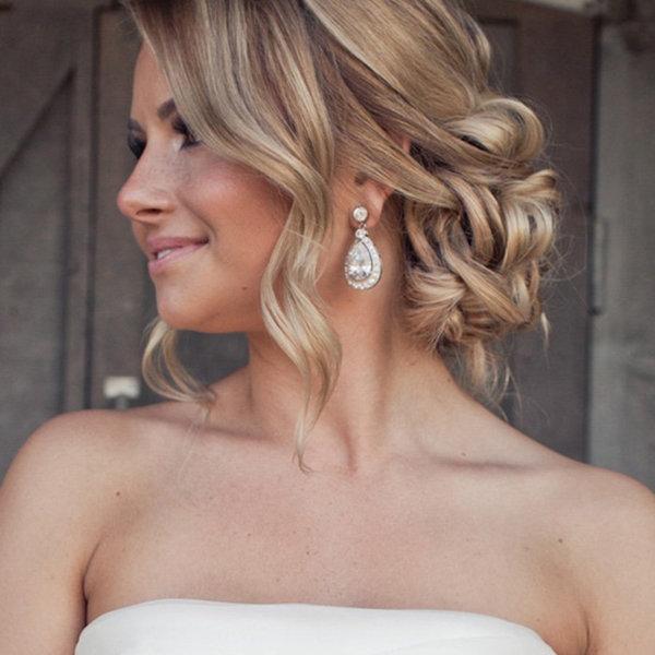 New Twists On Popular Wedding Hairstyles Bridalguide