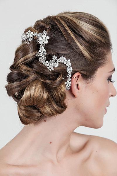 wedding hair styles and photos