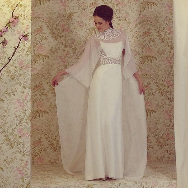Korina Sanchez Wedding Gown: Bridal Runway Shows: 4/10 Recap