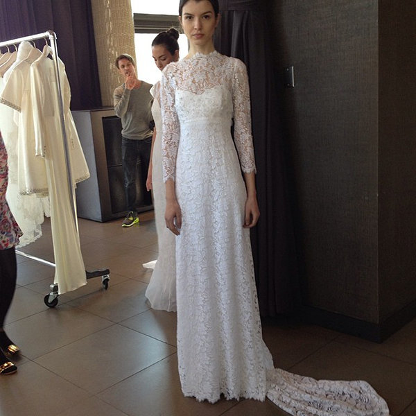 Wedding Gowns London: Bridal Runway Shows: 4/10 Recap
