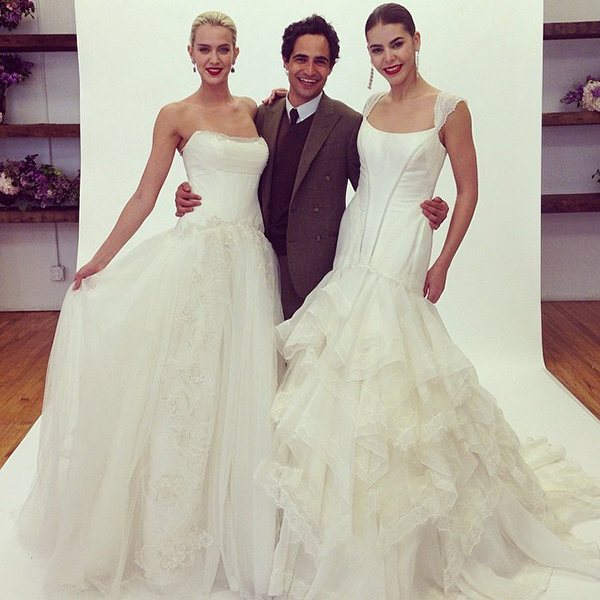 truly zac posen wedding dresses