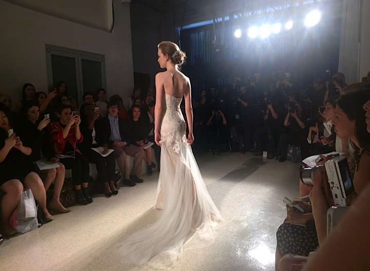 christos wedding gown