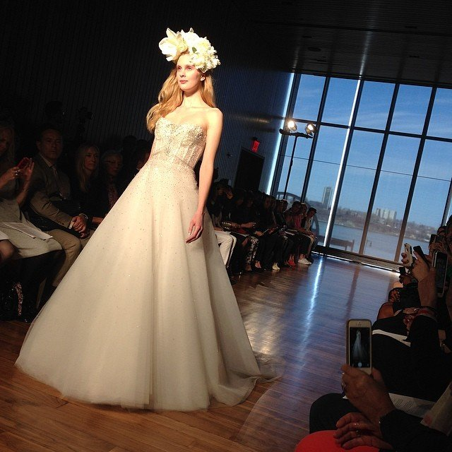 Wedding Gown Fashion Show: Bridal Runway Shows: 4/12 Recap