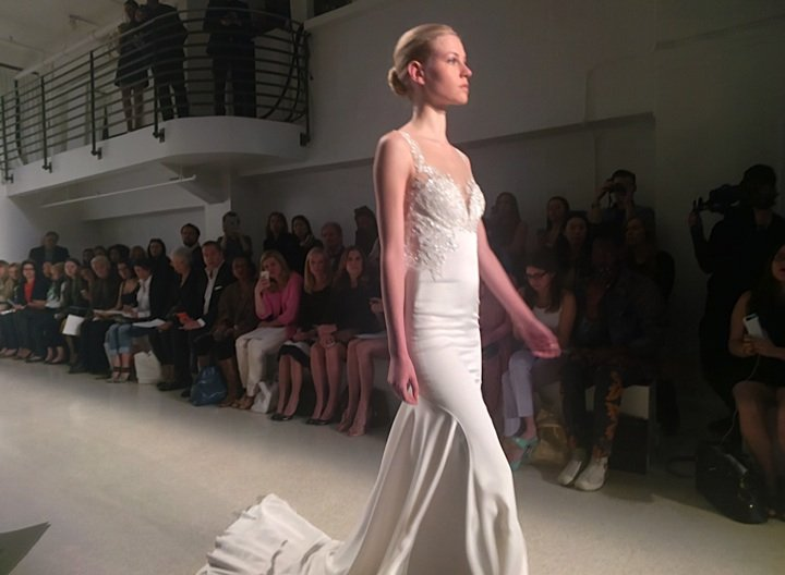 kenneth pool wedding gown