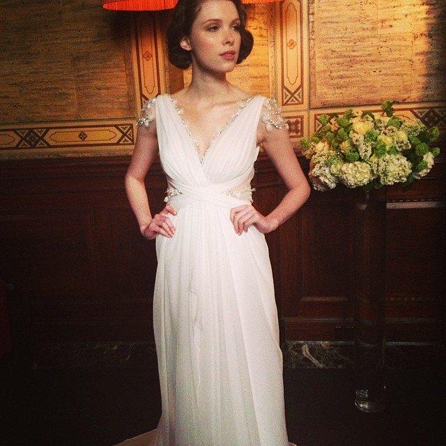 Austin Scarlett Wedding Gowns: Bridal Runway Shows: 4/13 Recap