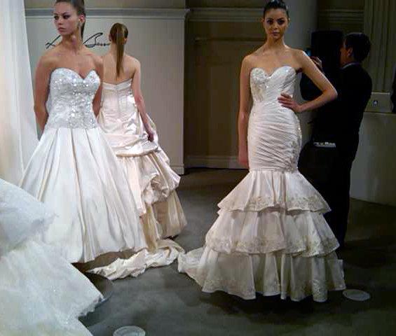 New York Bridal Runway Shows: 4/11 Recap