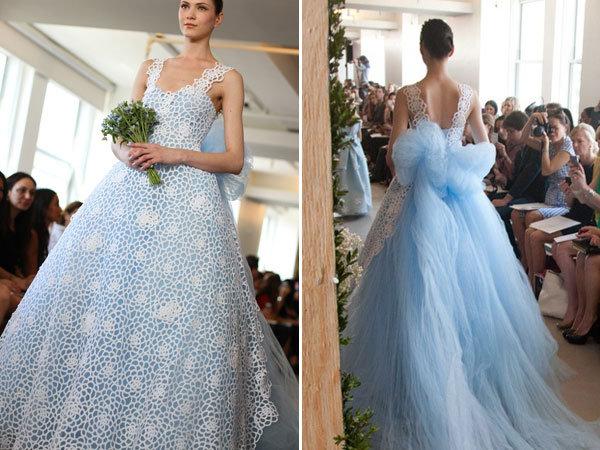 New York Bridal Runway Shows: 4/16 Recap
