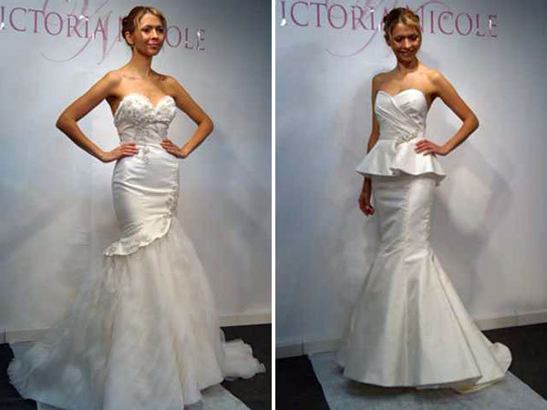 Victoria Nicole Wedding Dresses