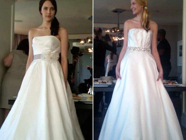 vine wedding dresses guide