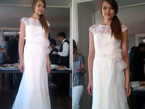 alyne bridal wedding dresses