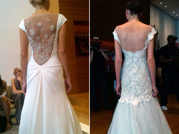 Lela Rose Wedding Dresses Nyc : Gallery for gt lela rose illusion back wedding dress