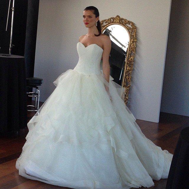 Bridal Runway Shows: 10/12 Recap