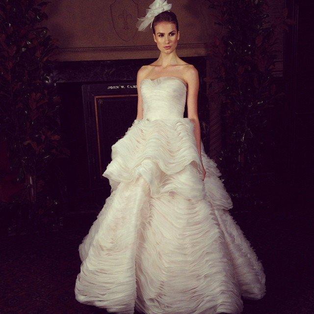 Austin Scarlett Wedding Gowns: Bridal Runway Shows: 10/13 Recap