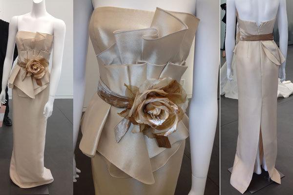white by vera wang wedding dress davids bridal