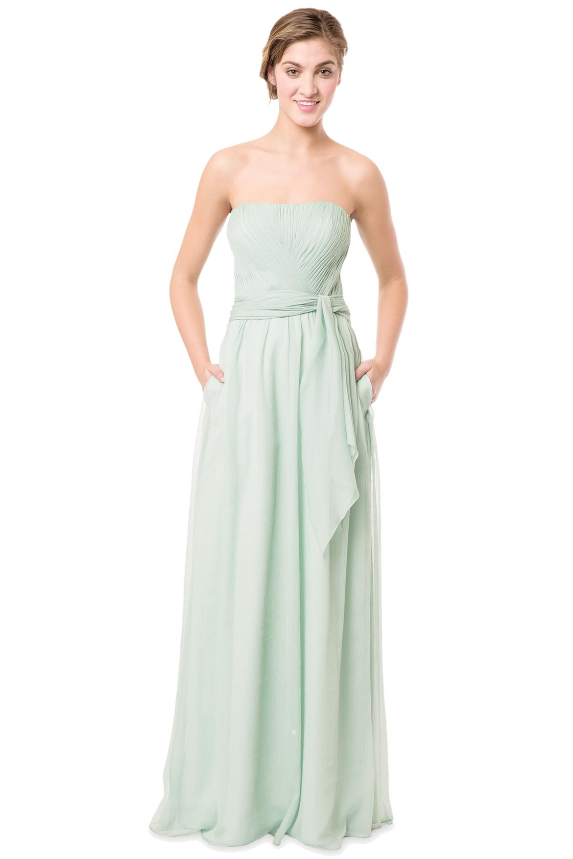 bari jay bridesmaid dress