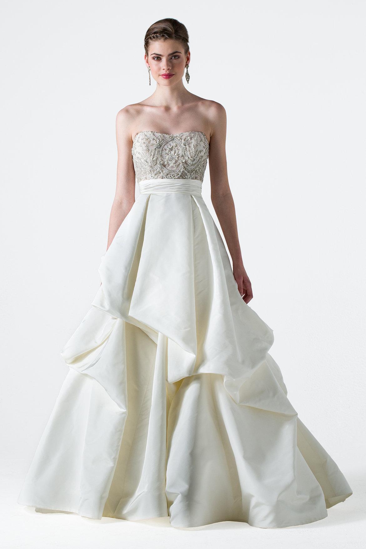 top wedding gowns most popular wedding dresses Casablanca Bridal Style