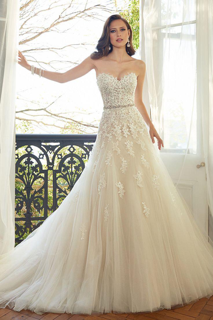 top wedding gowns wedding dress 20 Sophia Tolli for Mon Cheri Style Y