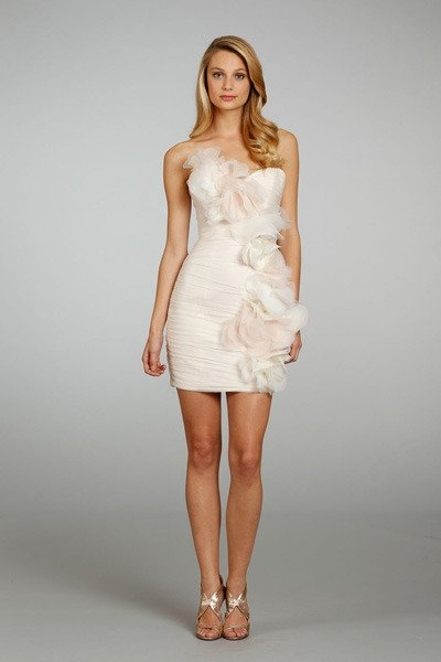 jim hjelm reception dress