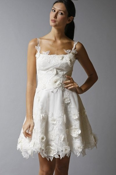 10 fun flirty reception dresses bridalguide st puuchi reception dress junglespirit Choice Image