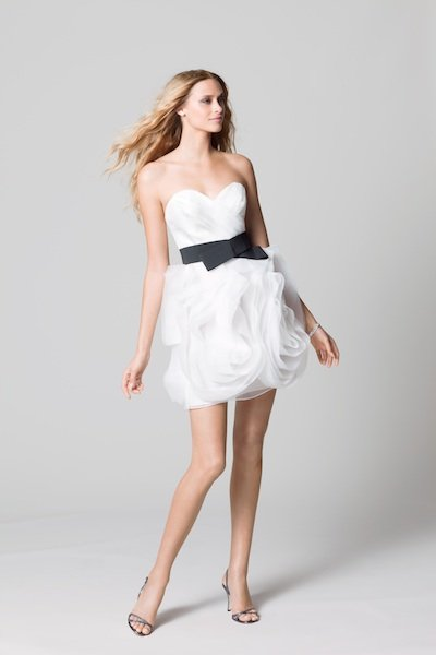 watters reception dress