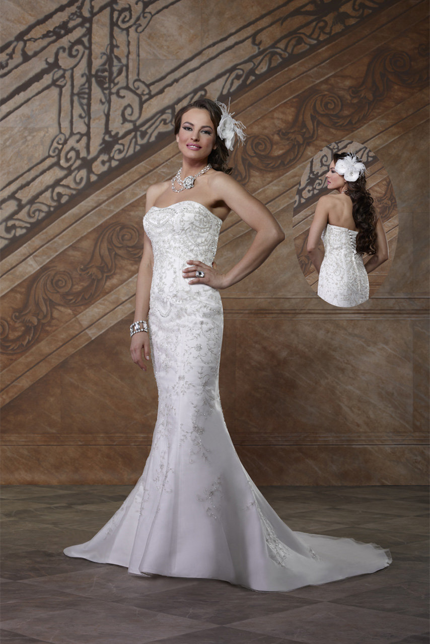 forever yours bridals style 4900