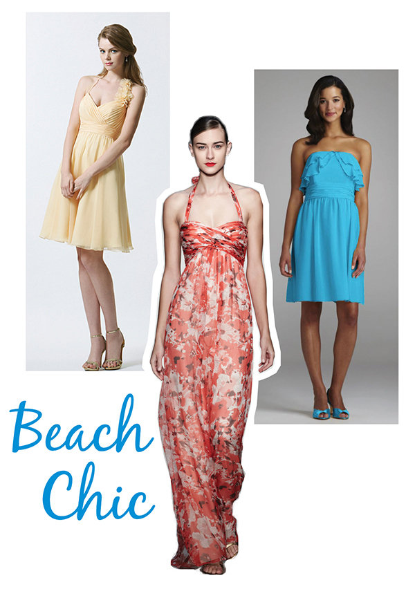 Chic Wedding Guest Attire : Pics photos chic summer beach dress