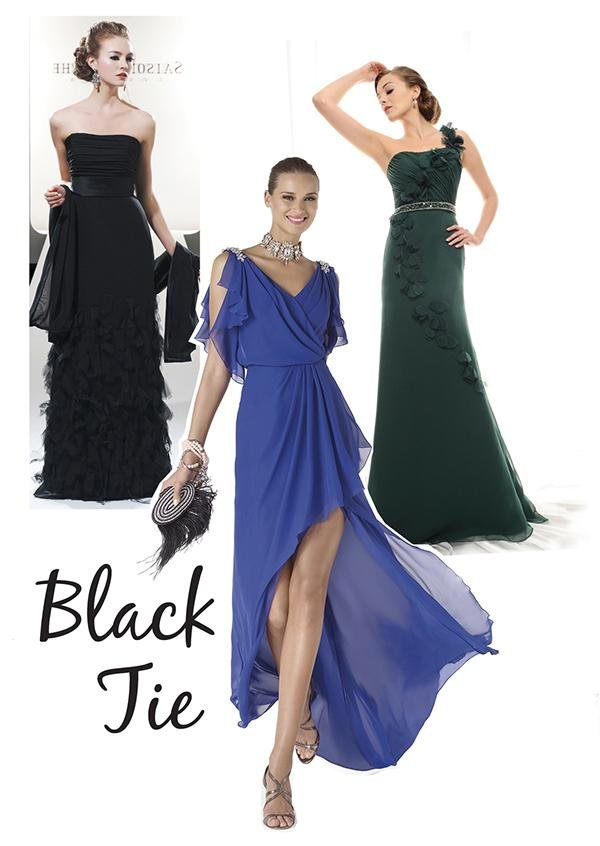 Decoded summer wedding guest style bridalguide for Dresses to wear to a black tie wedding
