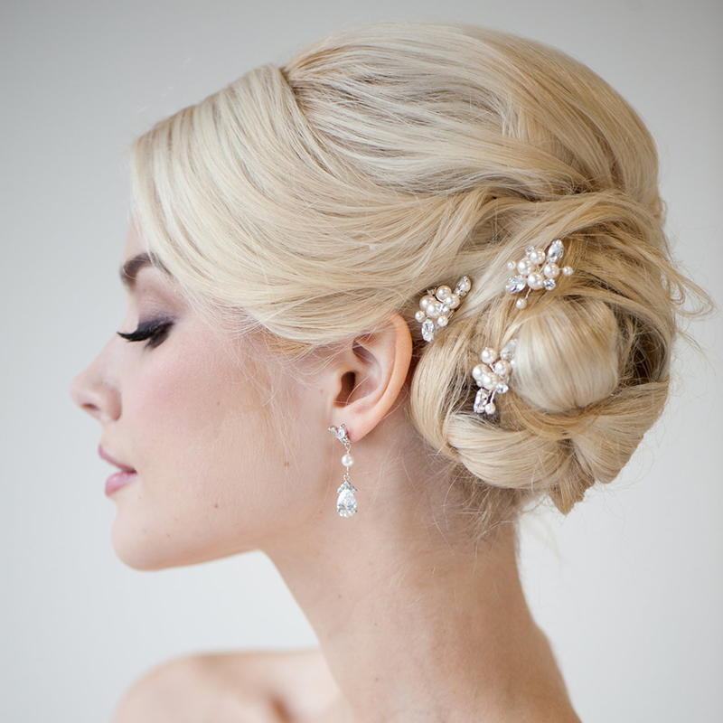 The Right Hairstyle For Your Wedding: Choosing The Perfect Wedding Hairstyle