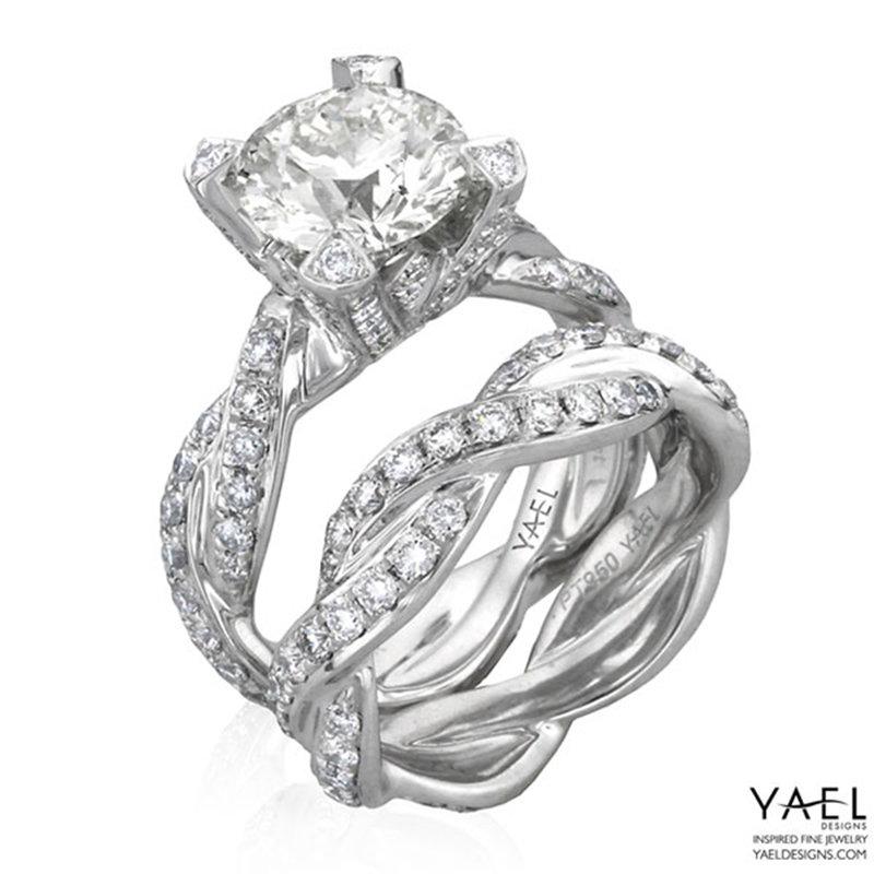 yael twisted wedding rings - Perfect Wedding Ring