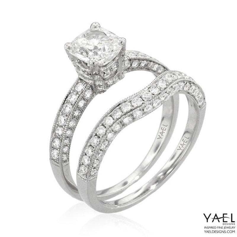 yael white gold wedding rings - Perfect Wedding Ring
