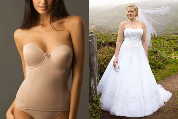 Bra For Strapless Dress By David S Bridal