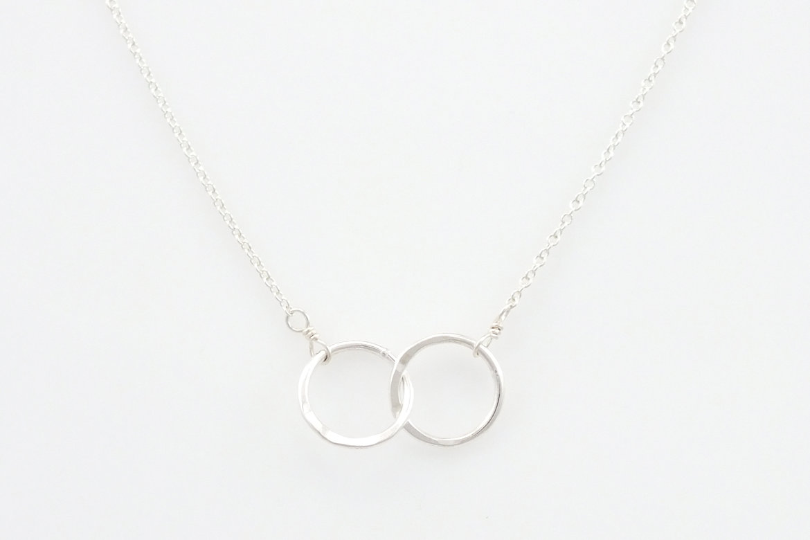 becoming jewelry circles necklace