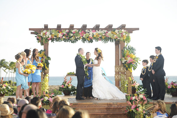 aulani resort oahu hawaii wedding