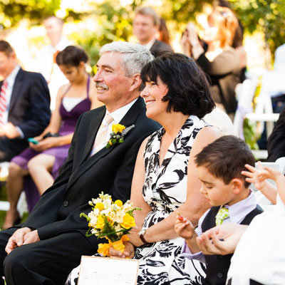 Etiquette QA Whose Parents Walk First During The Processional At Wedding Ceremony