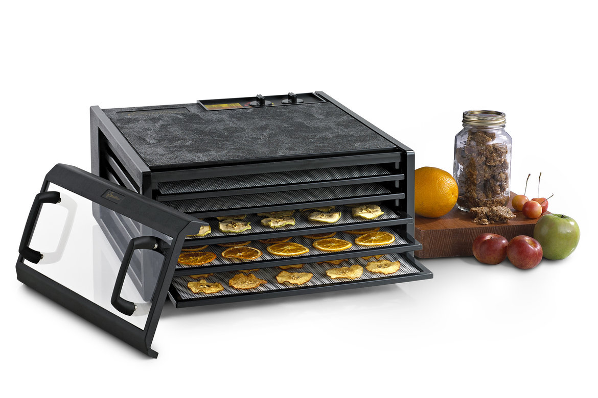 excalibur 5 tray ecb50b stackable dehydrator