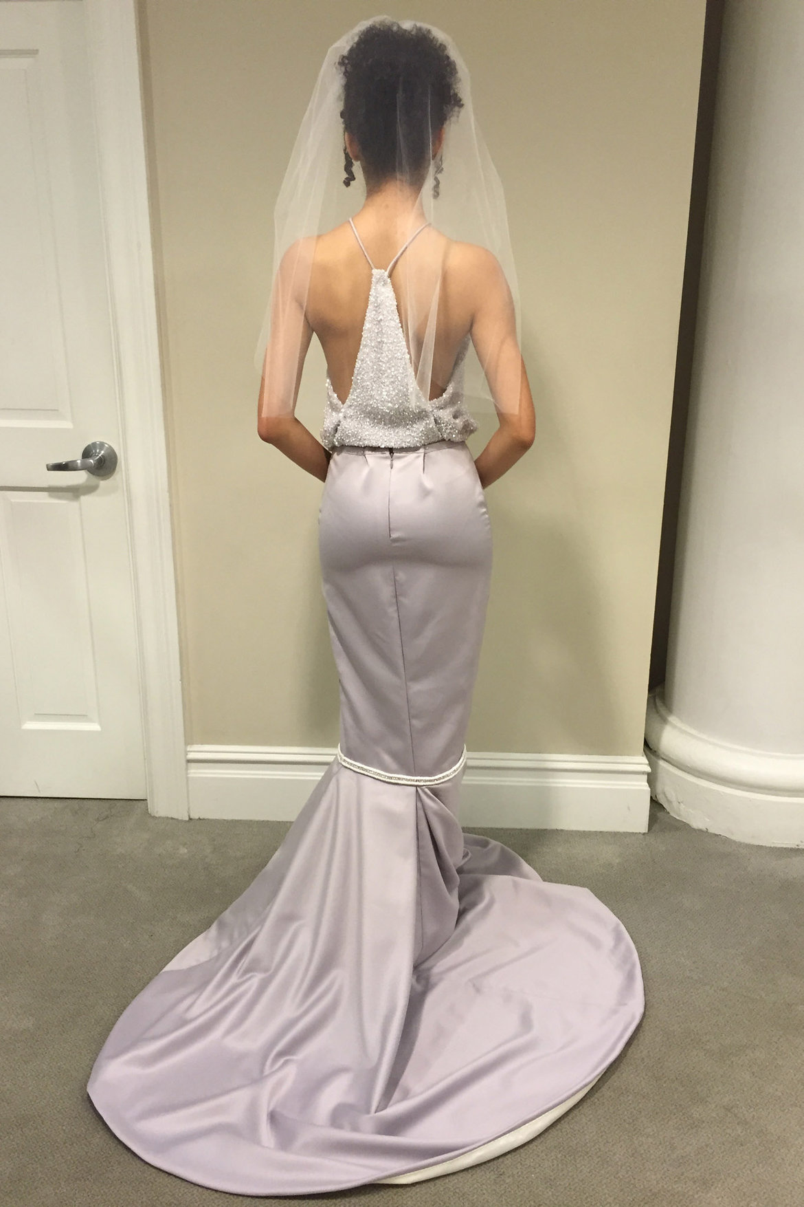 Couture Wedding Gowns Designed by High School Students   BridalGuide