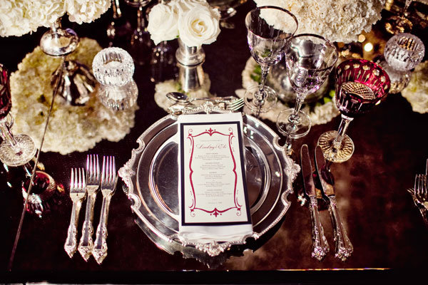 gatsby wedding decor
