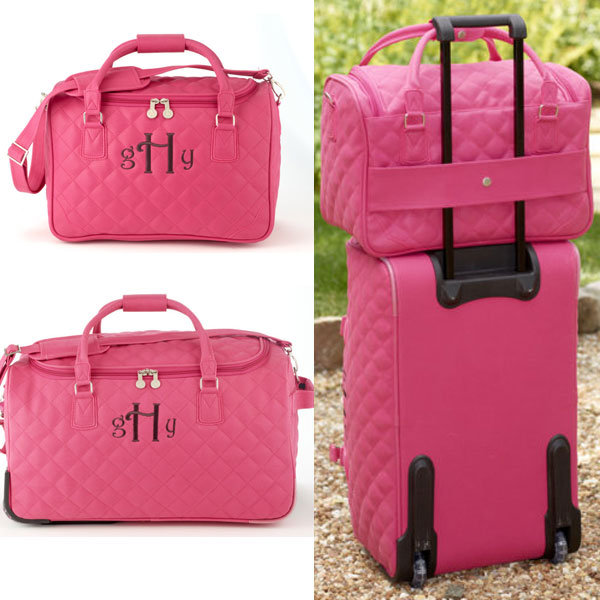 initials inc luggage