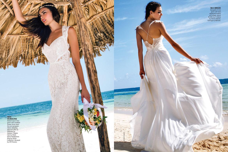 wedding dresses punta cana