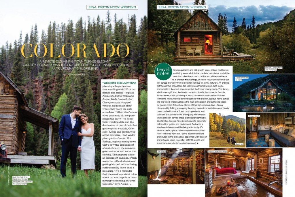 bridal guide january february issue colorado