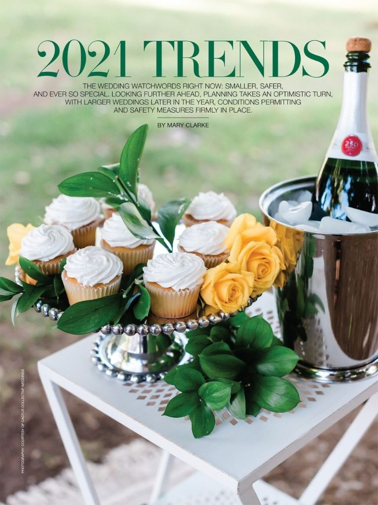 bridal guide january february 2021 trends