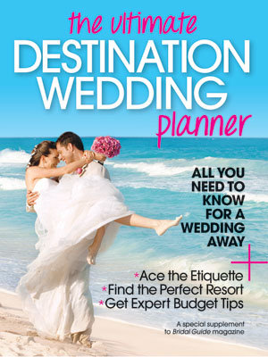 bridal guide destination wedding planner