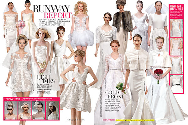 bridal guide january february 2014 issue
