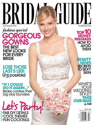 bridal guide cover