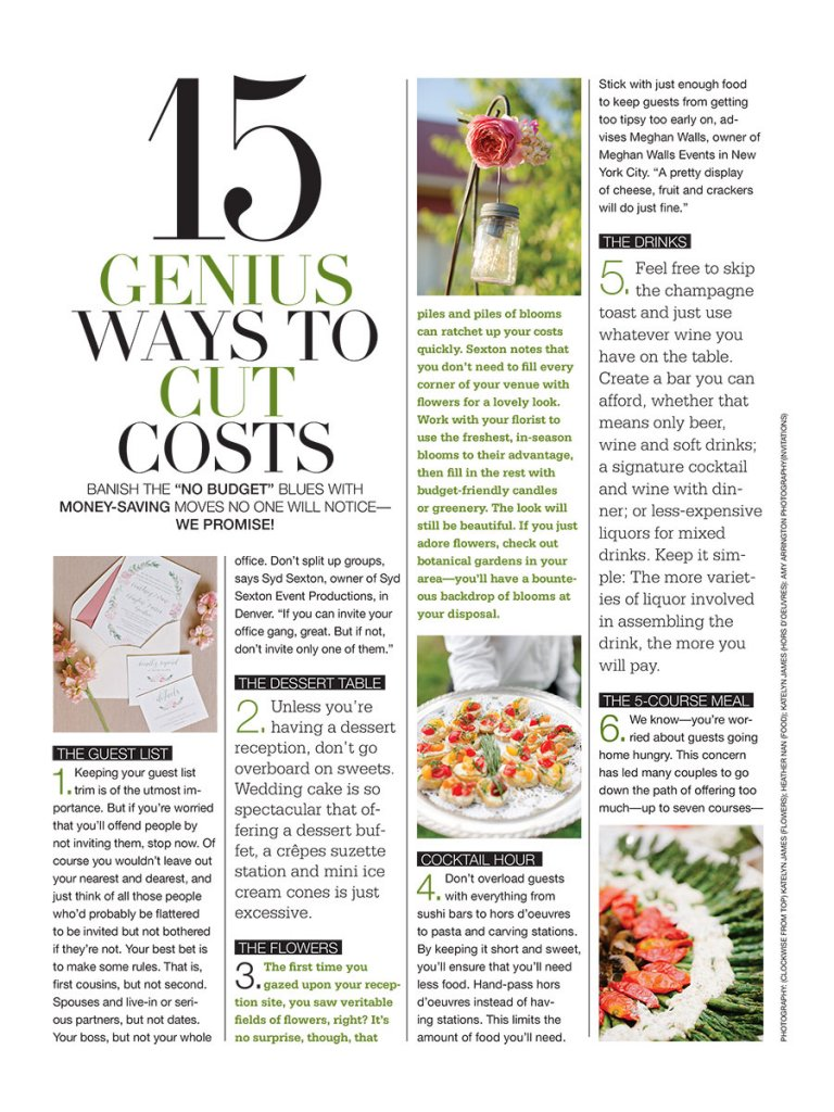 bridal guide july august 2017 issue