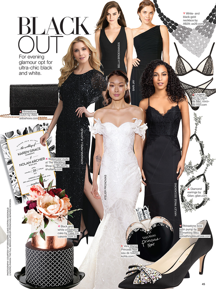 bridal guide july august 2018 issue