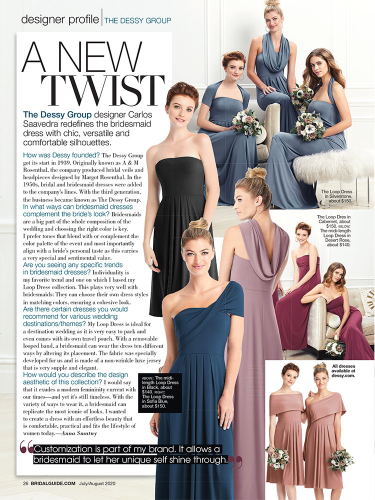 Bridal Guide July August 2020 issue