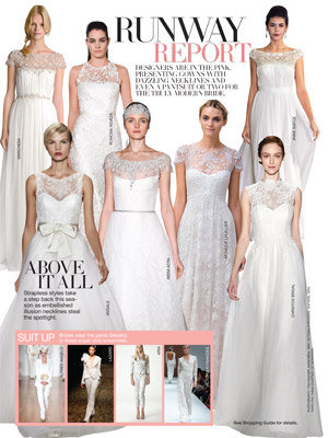 bridal guide march april 2014 issue