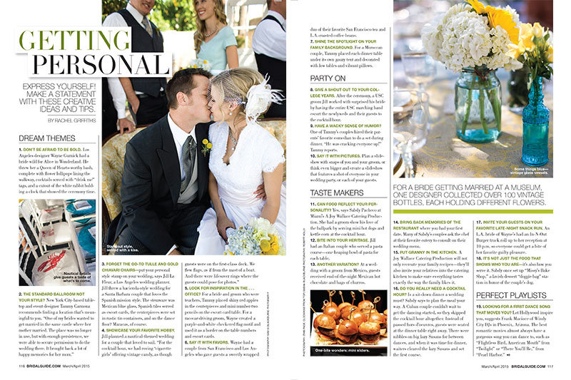 bridal guide march april 2015
